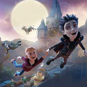 """O Pequeno Vampiro"" – aventura, amizade e algumas dentadas!"