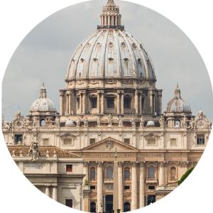"""1ª Peregrinação Internacional Renascença a Roma, """"Cidade Eterna"""""""
