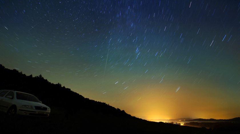 A chuva de meteoros de Perseidas é um espectáculo (e está a chegar)