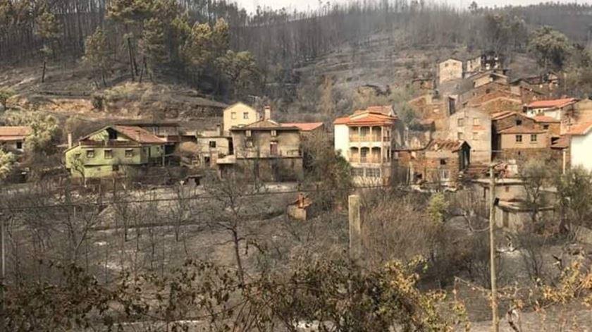Quase 200 casas completamente reconstruídas após fogos de outubro de 2017