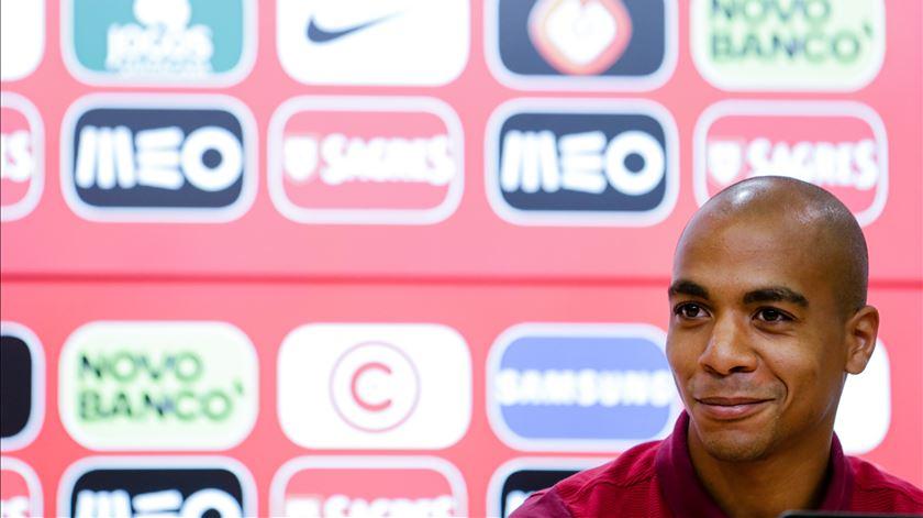 """João Mário: """"Primeiro, temos uma meia-final com Andorra"""""""