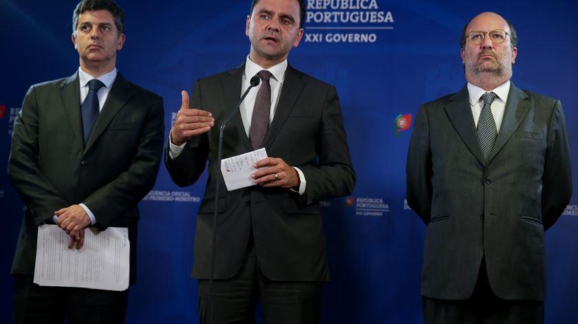 Governo admite nacionalizar o SIRESP