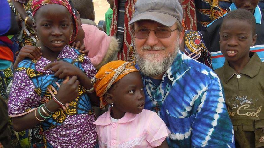 Missionário italiano raptado no Níger