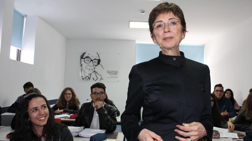 """Pilar del Rio. """"Não é violência doméstica, é violência machista"""" - Reportagem de Liliana Carona"""