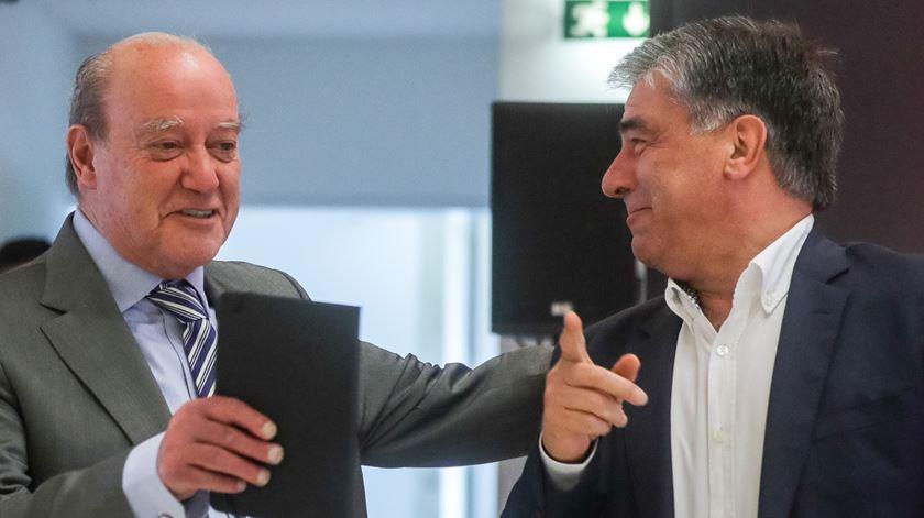 "Presidente do Tondela confiante. ""Equipa galvaniza-se contra os grandes"""