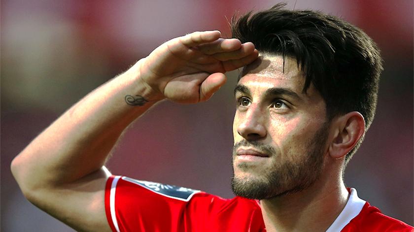"""Pizzi confirma """"fase menos boa"""" do Benfica mas """"estamos no bom caminho"""""""