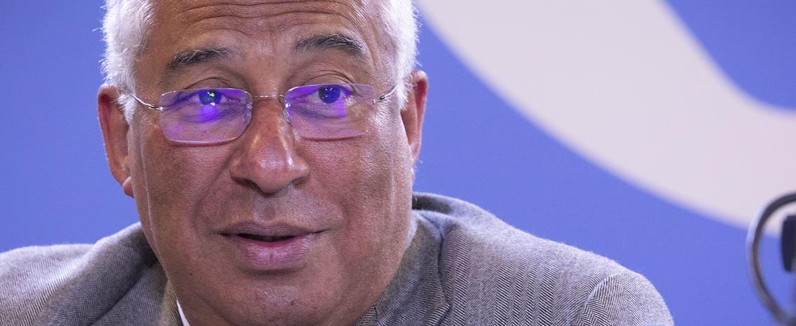Veja a entrevista completa a António Costa na Renascença