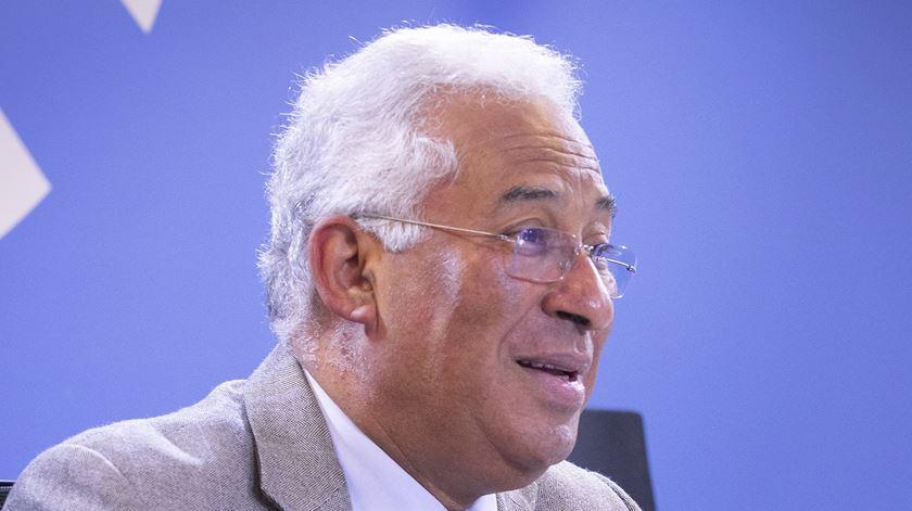 """António Costa. """"Portugal terá de voltar a produzir o que se habituou a importar da China"""""""