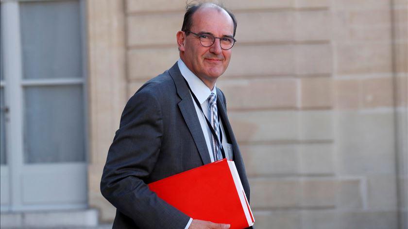 Jean Castex nomeado primeiro-ministro francês