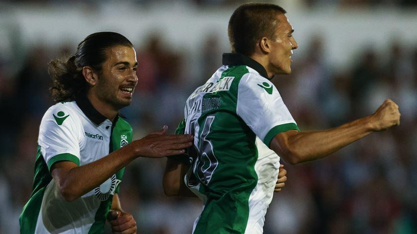 """Sporting vence em Oleiros com """"facilidade"""""""