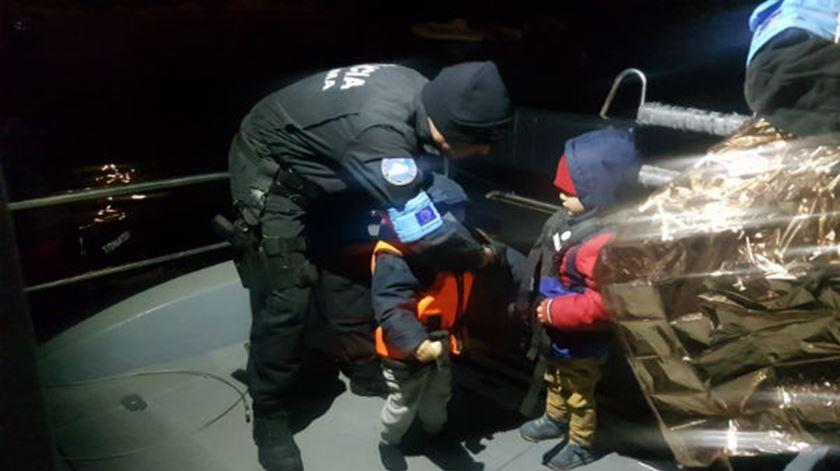 Foto: Polícia Marítima
