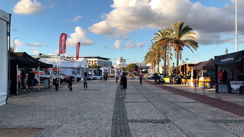 Febre da Fórmula 1 chega a Portimão