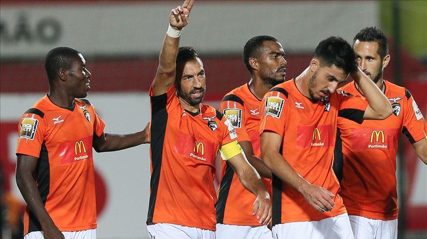 "Portimonense acusa Rúben Fernandes de ""ingratidão"""