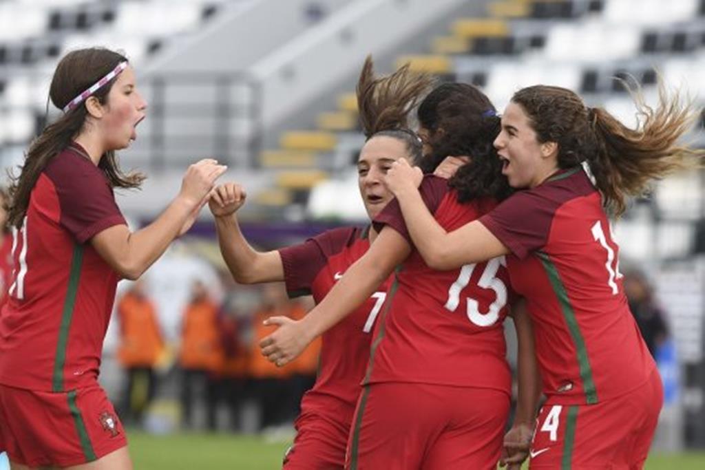 Seleções jovens de Portugal também em suspenso, a aguardar por nova possibilidade para treinar e competir Foto: FPF
