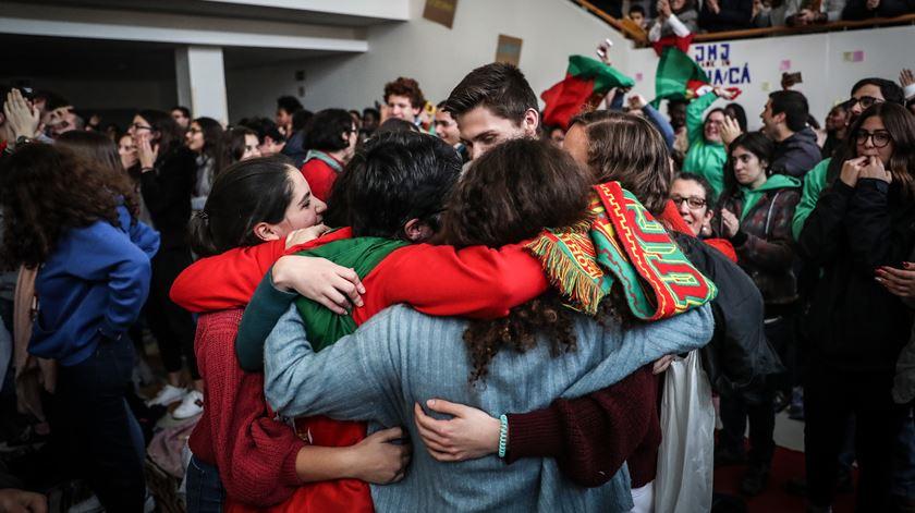 Do Panamá a Portugal. Veja as reações eufóricas dos portugueses após anúncio da próxima JMJ