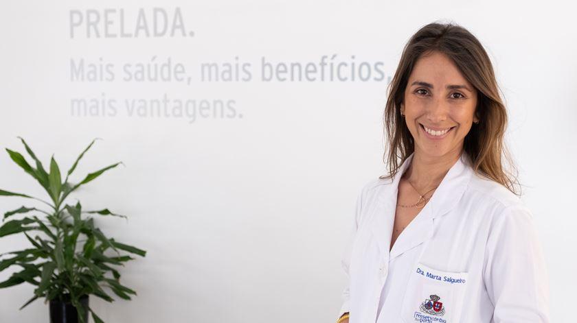 Dra. Marta Salgueiro - Hospital da Prelada