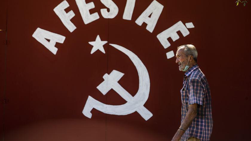 Avante. Jerónimo abre Festa com ataque à direita e críticas à Direção-Geral da Saúde