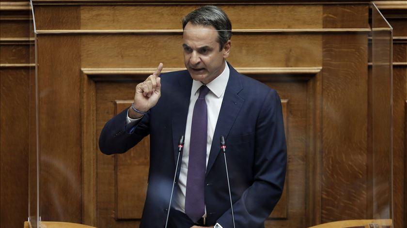 """Grécia diz que não vai tolerar """"provocações da Turquia"""" no Mediterrâneo"""