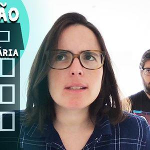 Joana Marques conta-lhe como é a quarentena lá em casa