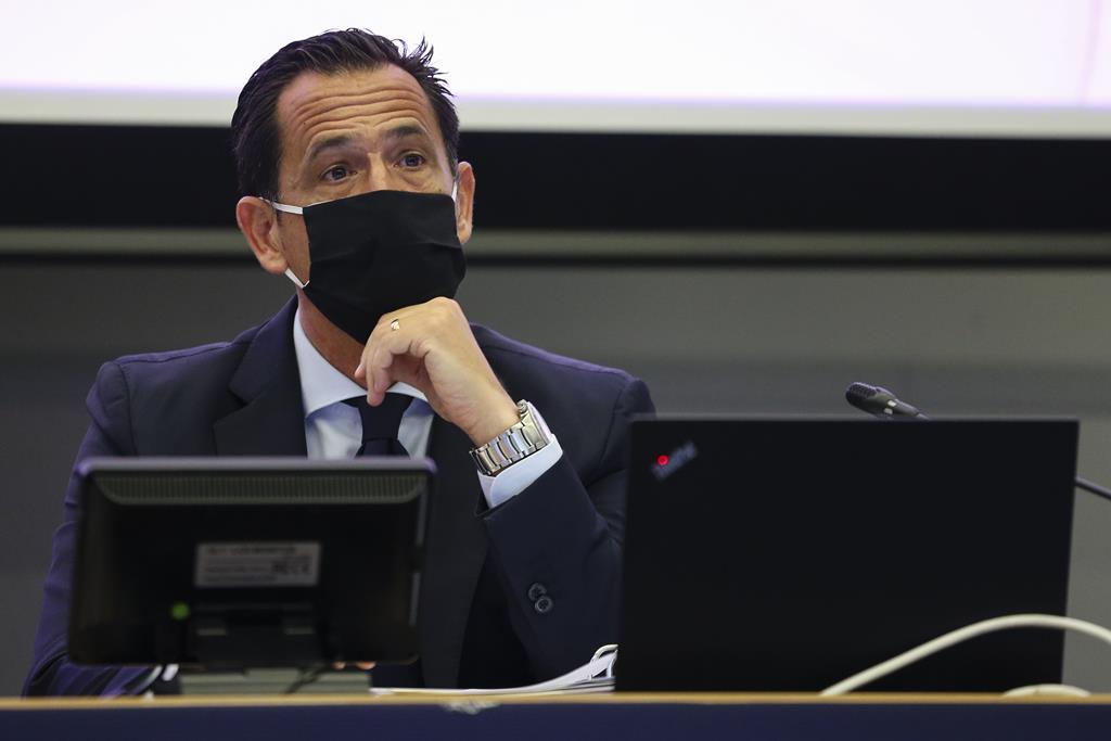 Pedro Proença, Liga. Foto: José Coelho/Lusa