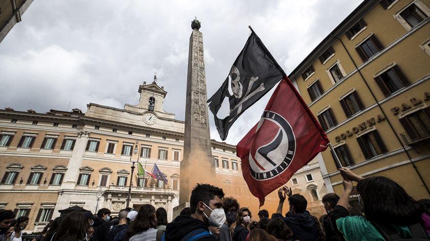 Itália regista 1.766 casos de infeção nas últimas 24 horas