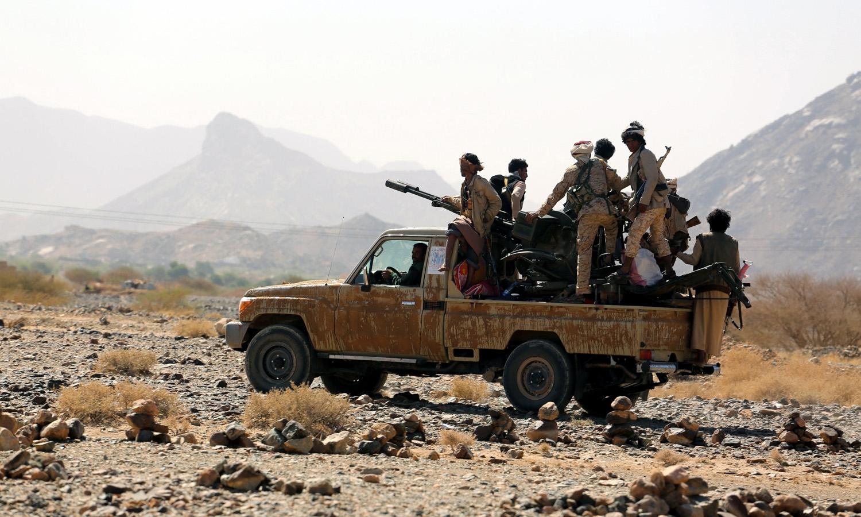 Rebeldes do Iémen disparam míssil contra Riade