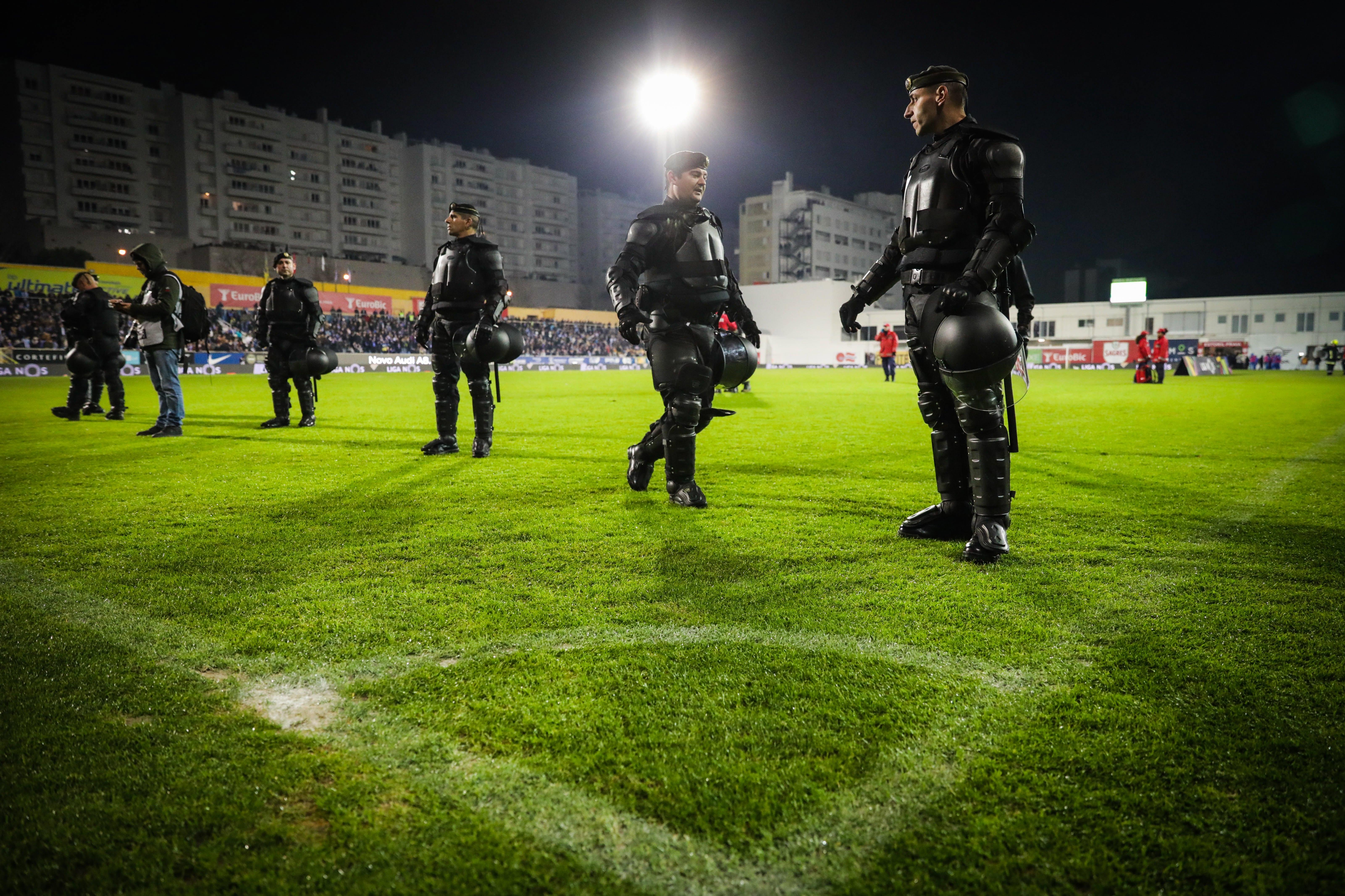 Denúncia sugere alegada corrupção na vitória do FC Porto no Estoril