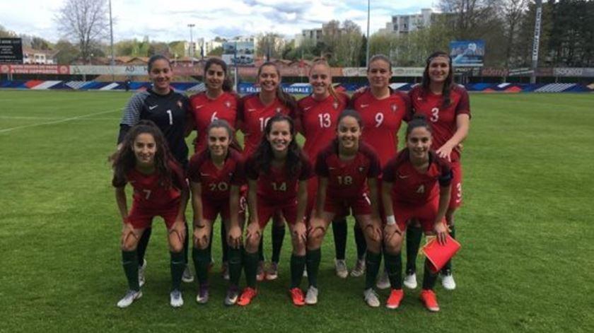 Portugal fora do Europeu sub-19 feminino