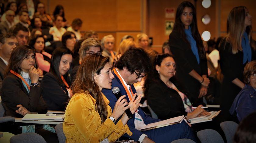 Cerca de duas centenas de pessoas assistiram à conferência RR sobre a Lei de Proteção de Dados. Foto: Cristina Nascimento/RR