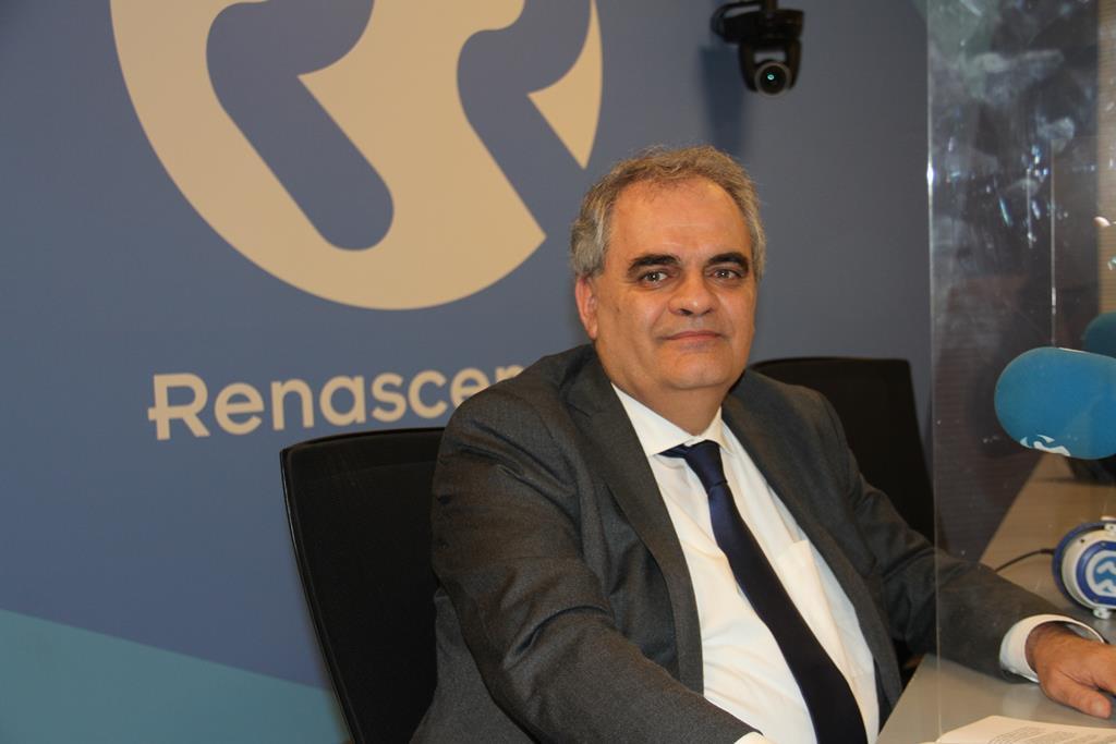 Pedro Vaz Patto é o entrevistado desta semana em parceria com a Ecclesia. Foto: Manuel Costa/Ecclesia