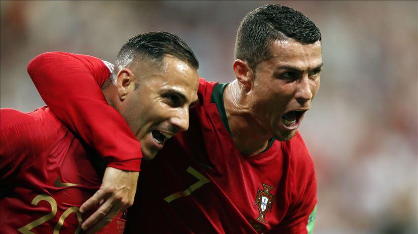 Ronaldo e Quaresma nomeados ao melhor golo do Mundial