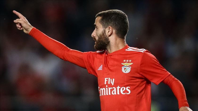 Há clubes atentos a Rafa e o Benfica sabe