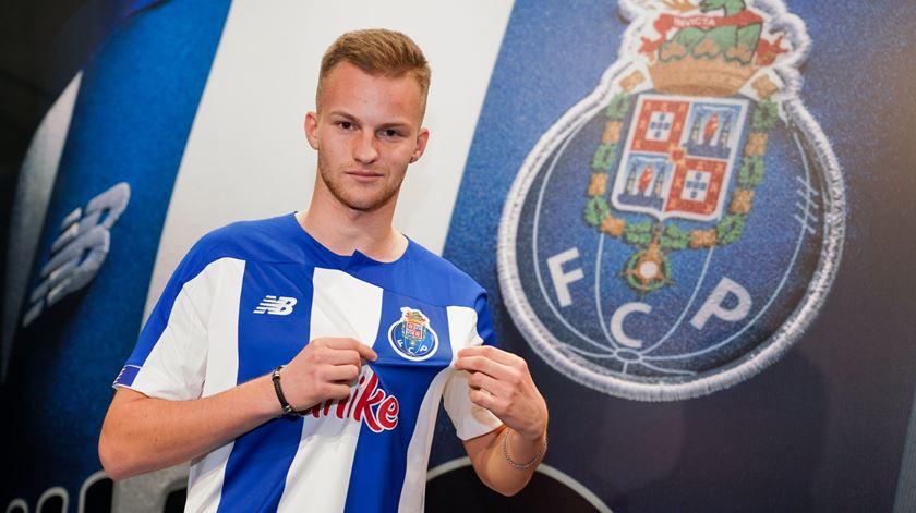 FC Porto renova com vencedor da Youth League