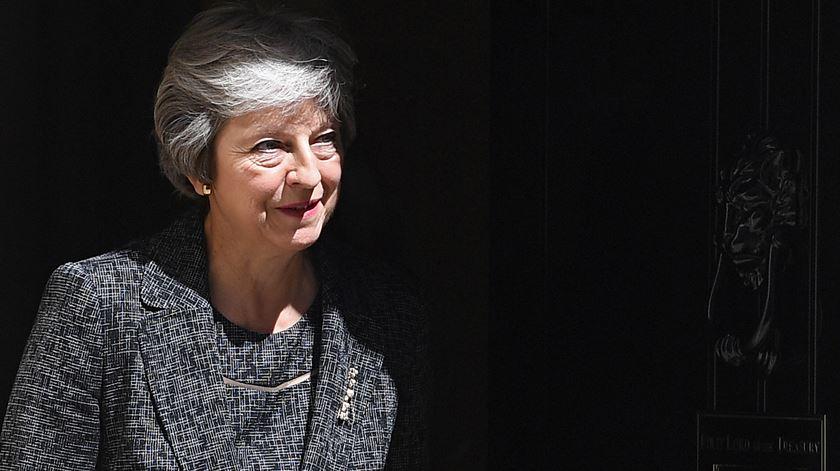 Reino Unido. May não se recandidata às eleições de 2022