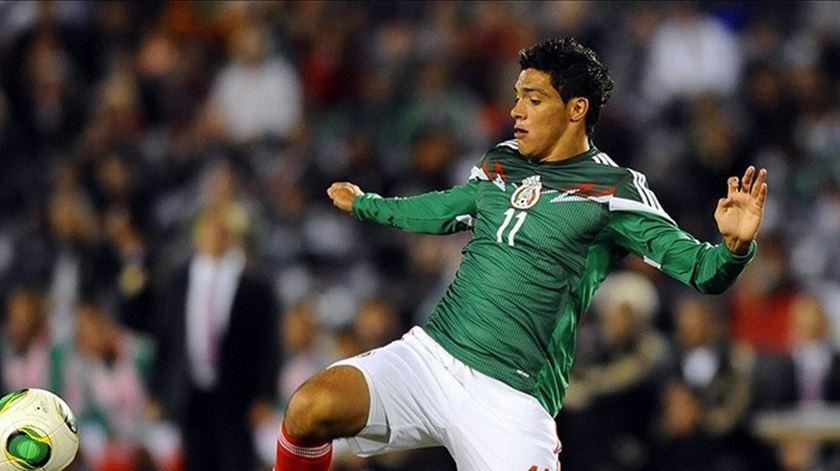 México vence Martinica com golo de Jiménez