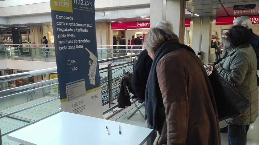 Começa a consulta pública à entrada da EMEL em zona de Benfica