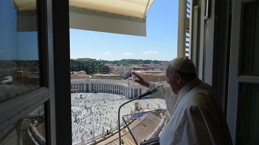 Papa reforça apelo a cessar-fogo global e imediato