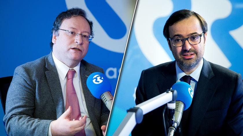 Debate Francisco Assis e João Taborda da Gama - 17/04/2018