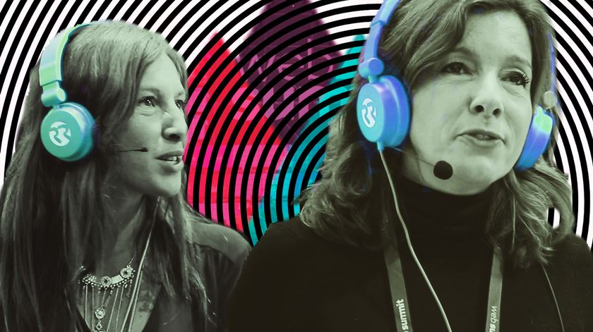 A rádio oficial da Web Summit deu música aos visitantes