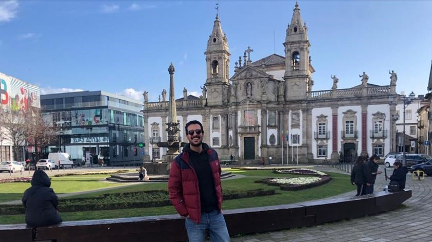 Renato Duarte em Braga - As Três Da Manhã