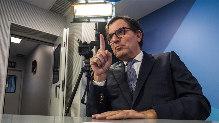 """Castro Almeida. """"A partir de agora, o PSD tem que intensificar a oposição"""""""
