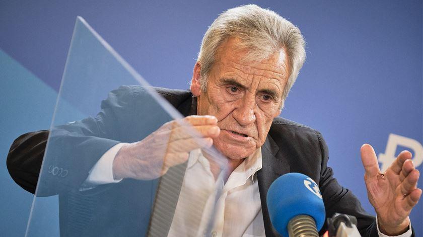 Jerónimo de Sousa não antevê eleições antecipadas