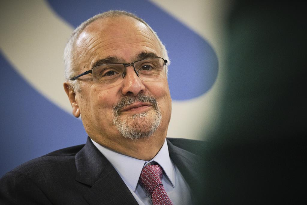 João Vieira Lopes, presidente da CCP. Foto: Rui Gaudêncio/Público