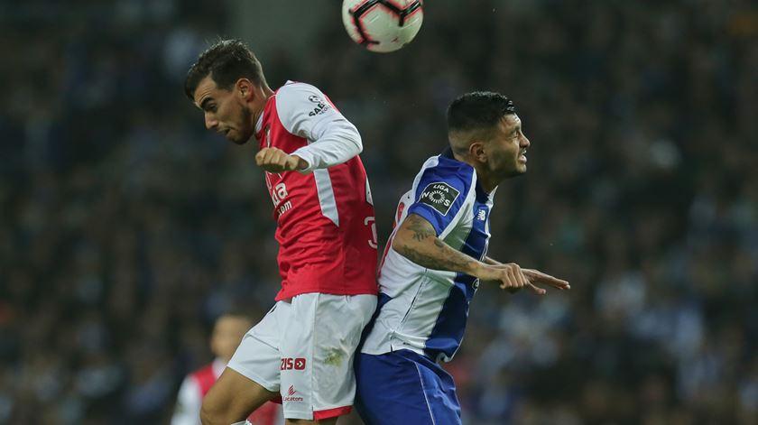 """""""Maior pressão está do lado do FC Porto"""""""