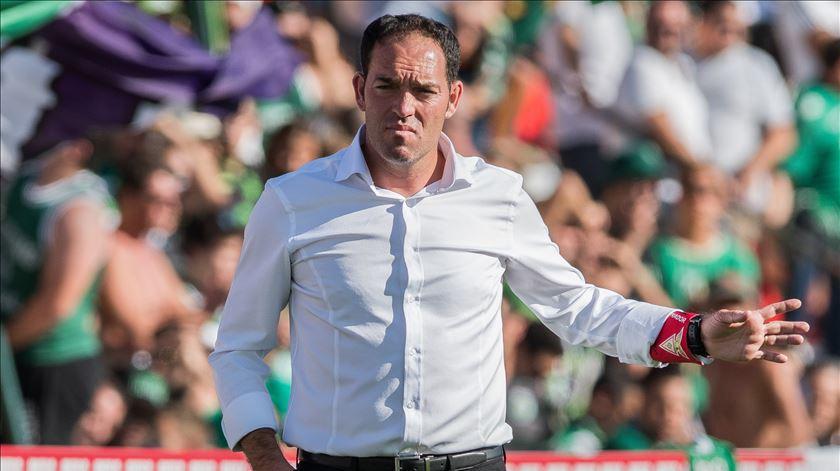 Ricardo Soares substitui Filó no Sporting da Covilhã