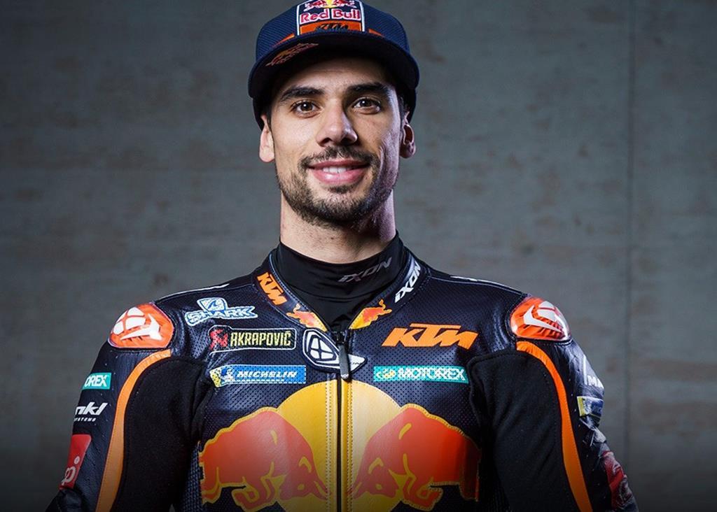 Miguel Oliveira, KTM. Foto: KTM
