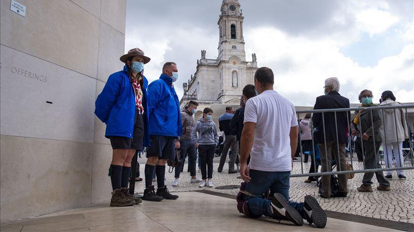 """Escuteiros chamados a ser """"acolhedores"""" no Santuário de Fátima"""
