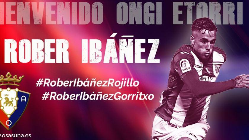 Foto: Twitter do Osasuna
