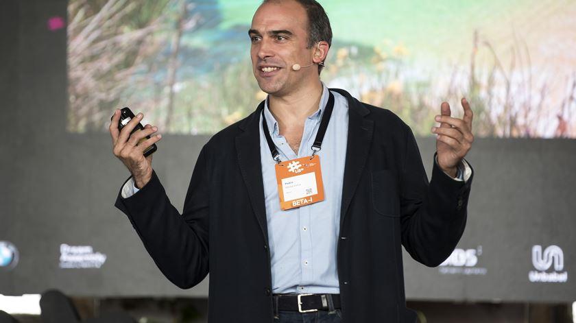 Pedro Rocha Vieira, CEO da Beta-i. Foto: DR.