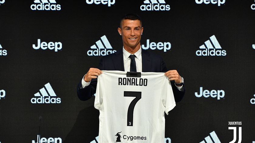 Ronaldo e a transferência para a Juventus: